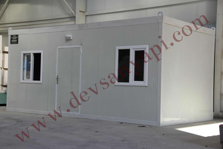 Sandvic Panel Konteyner 3*6mt.
