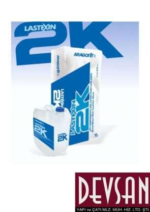 Aragonit Lastexin 2K 20+5 Yarı Elastik