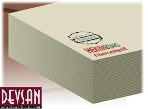 HekimBoard-FiberCement Düz Levha 8mm